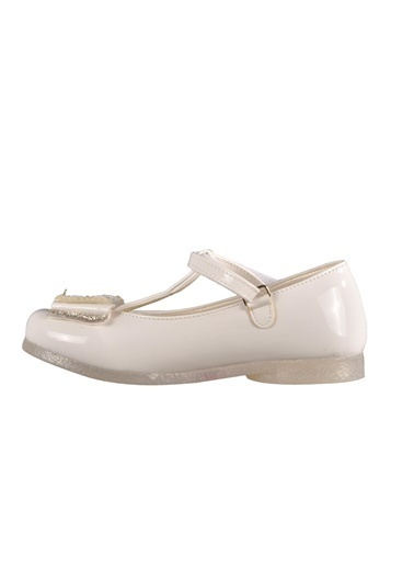 Osaka 4921 Pudra Çocuk Günlük Ayakkabı Beyaz